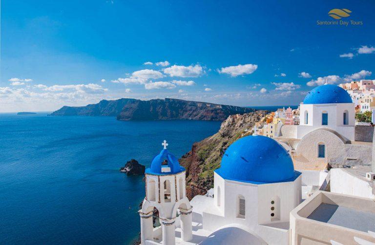 Milos to Santorini